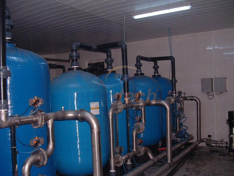 FCY Serisi Otomatik Aktif Karbon Filtreleri
