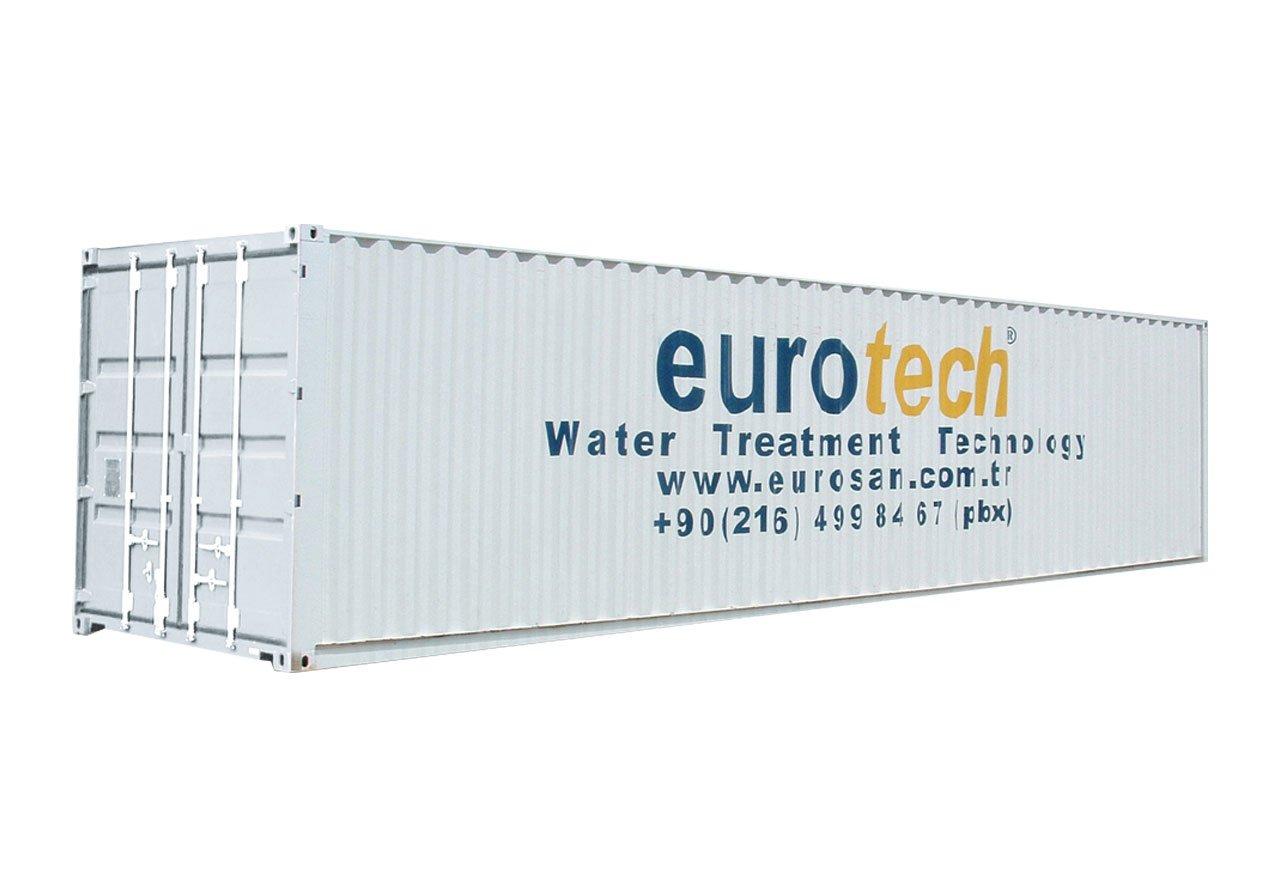 konteyner içi su arıtma sistemleri