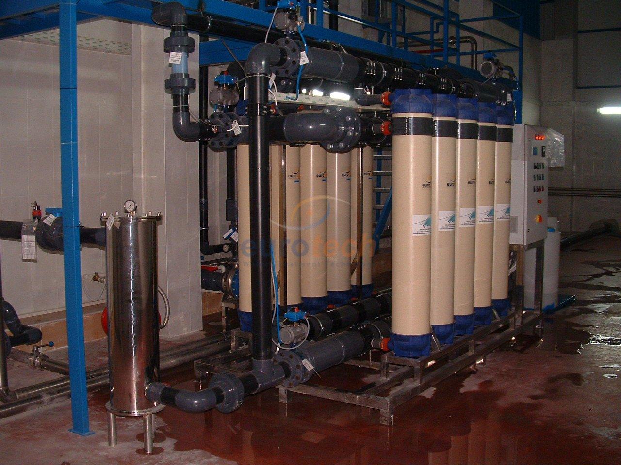 UFSL Serisi Ultrafiltrasyon Sistemleri