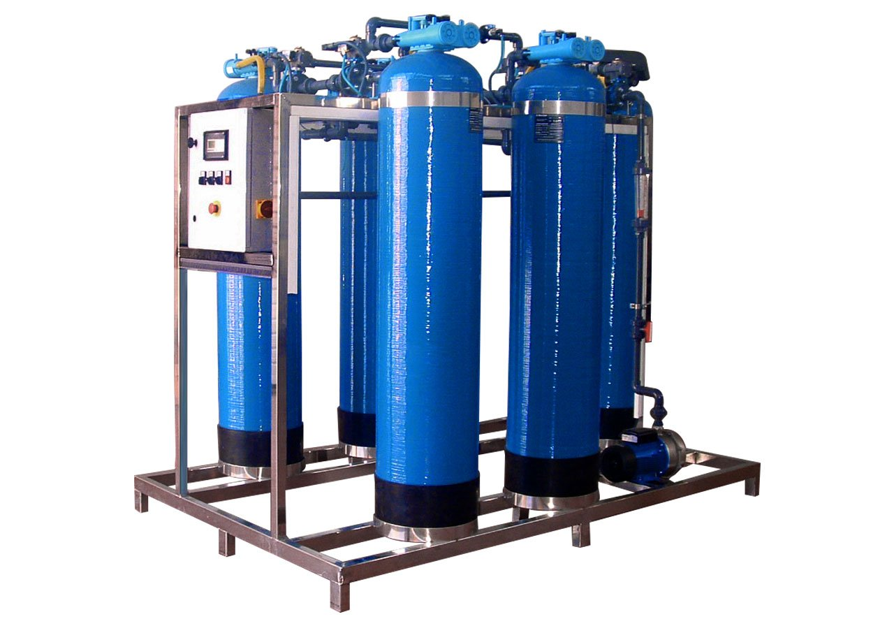 saf su arıtma sistemleri