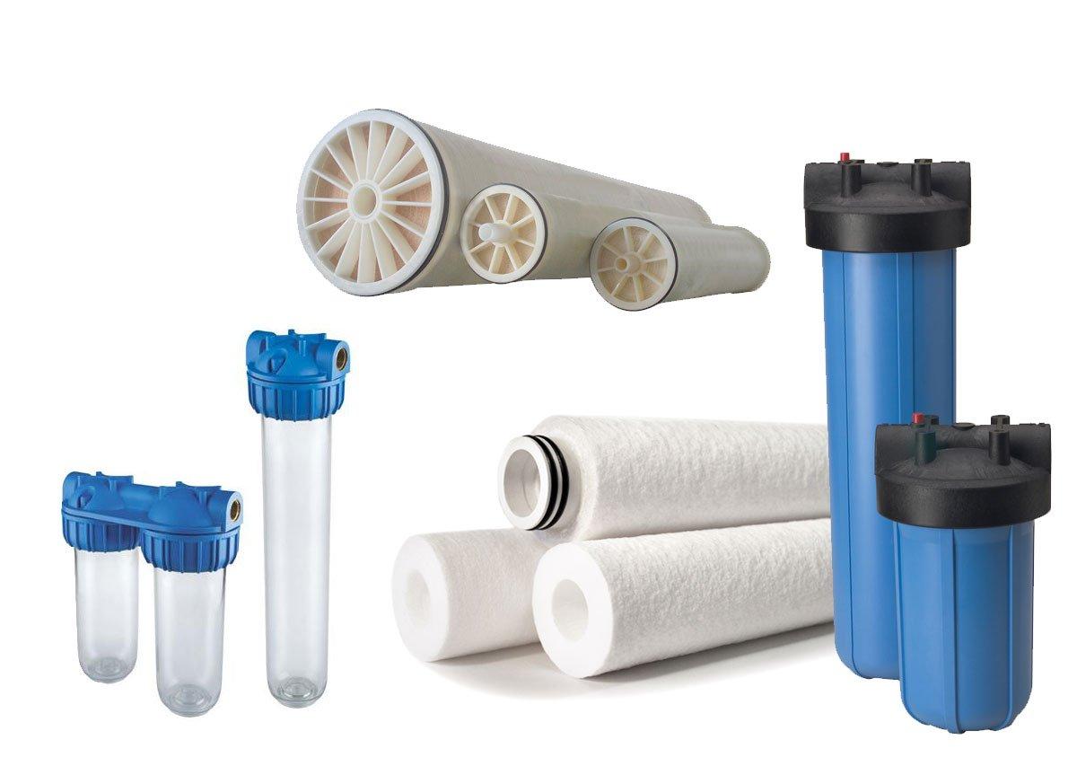 su arıtma ekipmanları