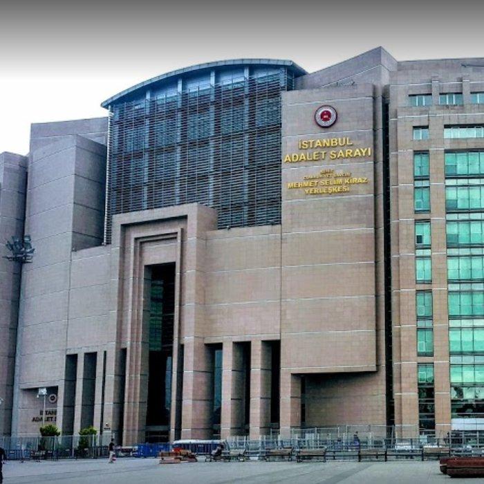 Çağlayan Adalet Sarayı