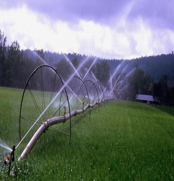 Modern Tarımda Su Kullanımı